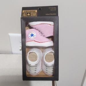 Converse All Star Infant Booties